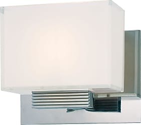 George Kovacs P5211-077 1 Light Wall Sconce in Chrome finish