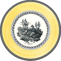 Villeroy & Boch Audun Chasse Salad Plate Set of 6 by Villeroy & Boch - 8.5 Inches