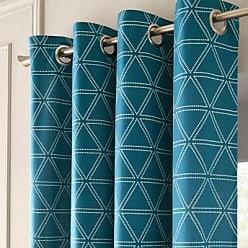 Rideaux en Bleu - 478 produits - Soldes : jusqu\'à −70% | Stylight
