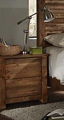 Progressive Furniture P604-43 Melrose Nightstand, 16 x 24 x 25, Driftwood