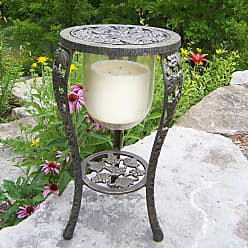Oakland Living Outdoor Oakland Living Grape Candle Holder With Candle - 5002-VGY