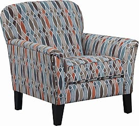 United Furniture Calliope Accent Chair - 2151-012 CALLIOPE CHESTNUT