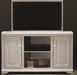 Eagle Furniture 55 in. Savannah Thin-Screen Entertainment Console - 92557WPAS