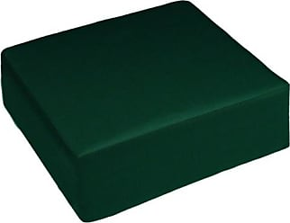 Cushion Source 24 x 23 in. Solid Sunbrella Ottoman Cushion