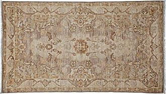 Solo Rugs Oushak Hand Knotted Area Rug 2 10 x 5 2 Beige
