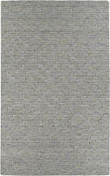 Kaleen Rugs Imprints Modern Hand-Tufted Area Rug, Oatmeal/Slate, 2 x 3