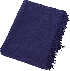TOM DIXON Boucle Throw - 140x200cm - Electric Blue