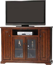 American Heartland Tall Deluxe Oak Entertainment Console - Assorted Finishes - 63856LT