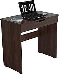 Inval America Inval ES-2803 Functional Writing Desk, Espresso-Wengue