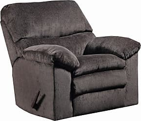 United Furniture Simmons Upholstery Plato Rocker Recliner - U684-19 PLATO CHOCOLATE