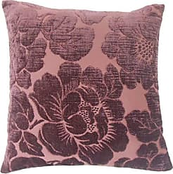 The Pillow Collection Prunella Stripes Bedding Sham Violet King//20 x 36