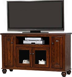 American Heartland 56.5 in. Deluxe Entertainment Console - Assorted Finishes - 63155LT