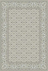 Dynamic Rugs AN46570119666 Ancient Garden Collection Area Rug 311 x 57 Soft Grey/Cream