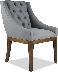 SOUTH CONE Alexa Dining Chair - ALEXCHCOGNACCHARCOAL