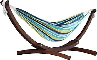 Ashley Furniture Patio Hammock with Stand, Turquoise