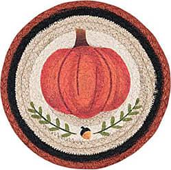 Earth Rugs 80-601PP Trivet Orange