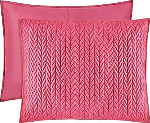 Five Queens Court Catori King Sham, Pink
