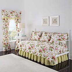 Ellery Homestyles WAVERLY Emmas Garden Daybed Set, 105x54, Blossom