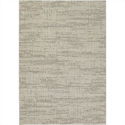 Couristan Couristan 6033/6323 Everest Graphite/Sea Mist 2-Feet by 3-Feet 7-Inch Rug