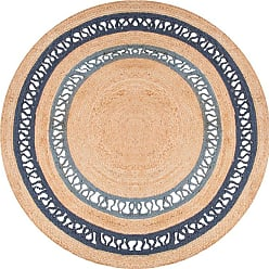 Jaipur Living Rugs Spiral Looped Border Indoor Area Rug - RUG127274