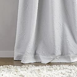 CHF Industries CHF Industries Bloomsbury Poletop Lined Curtain Panel - Gray - Size:95