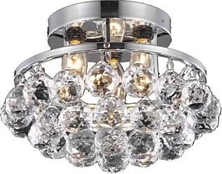 Elegant Furniture & Lighting Elegant Lighting Corona 9805 Flush Mount Light