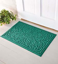 Bungalow Flooring Waterhog Garden Gate Doormat, 2 x 5