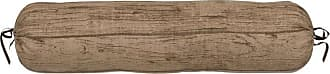 Wooded River Cottage Lily Solid Bolster Indoor Pillow - WD27371