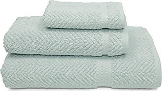 Linum Home Textiles Herringbone 100% Turkish Cotton 3 Piece Towel Set