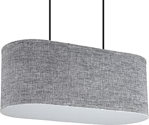 Lights Up 9420-PEN-HD-101BN-BLK Blip 2 Light 20 Wide Pendant with