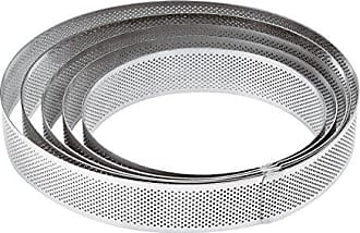 Paderno World Cuisine A4701435 Non-Stick Gray Perforated Baguette pan Double