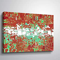 Brushstone Mad Reason by Scott Medwetz Gallery Wrapped Canvas, Size: 36x54 - 0MED859C3654W