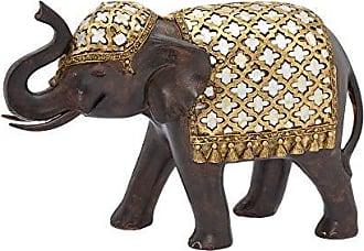 Espressione Elefante de Resina 18cm Thai Espressione