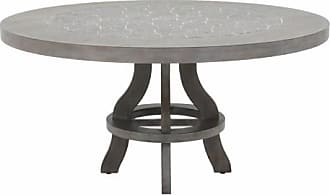 222 Fifth Swedish Cottage Round Coffee Table