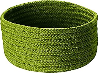 Colonial Mills Storage Basics Bowl, 12-Inch, Bright Green