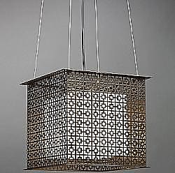 Ultralights Clarus Cube Pendant with Diffuser