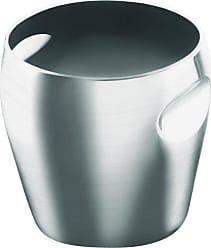 Alessi 7-3/4-Inch Wine Cooler Bucket, Matte Finish