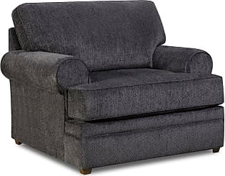 United Furniture Simmons Upholstery Bellamy Chair Slate - 8530BR-01 BELLAMY SLATE