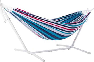 Ashley Furniture Patio Hammock with Stand, Blue