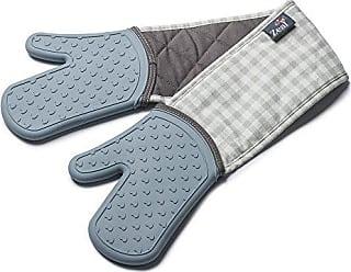 Four gant mitt 100/% coton rayures unique pour la cuisine