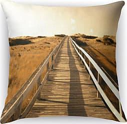 Kavka Designs Off To The Beach Accent Pillow - IDP-DI16-16X16-BOB007