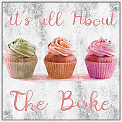 Ptm Images Its All About The Bake Decorative Wall Art - 9-92108