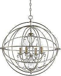 Quorum International Cilia Sphere Chandelier