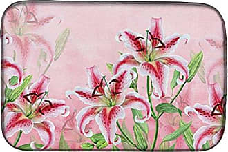 Multicolor 7.5HX7.5W Carolines Treasures Letter Y Love In Paris Pink Pair of Pot Holders CJ2002-YPTHD