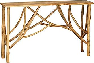 ELK GROUP INTERNATIONAL Sterling Home 7011-1623 Indian Summer Console Table, Brown