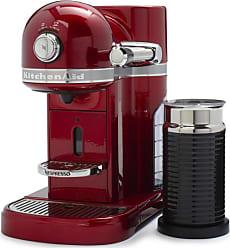 KitchenAid Nespresso with Aeroccino 3 Bundle