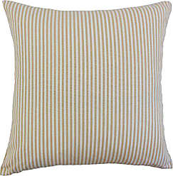 The Pillow Collection Hoku Zigzag Bedding Sham Papaya Queen//20 x 30