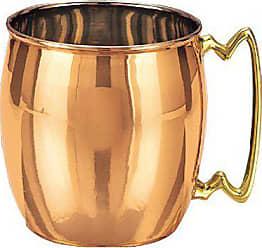 Old Dutch International Nickel-Lined Solid Copper Moscow Mule Mug, 16 Oz