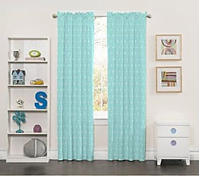 Ellery Homestyles Eclipse Monkey Business Panel, 42x84, Aqua
