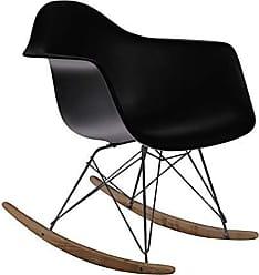 Pelegrin Cadeira Design Charles Eames Pm084 Preto - Pelegrin